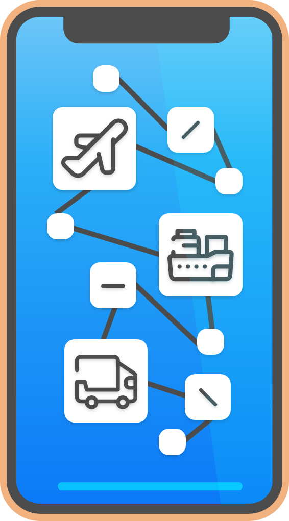 Integración con los sistemas de software de transportistas
