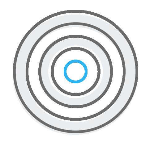 Magaya Values Integrity Target Icon