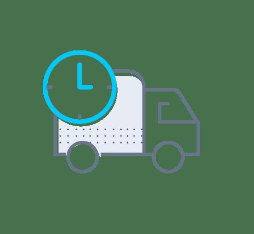 Aplicación de entrega de última milla integrada
