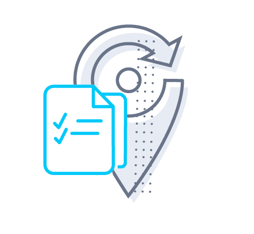 LiveTrack mantiene los documentos en un solo lugar