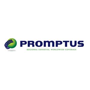 Logotipo de Promptus, cliente de Magaya