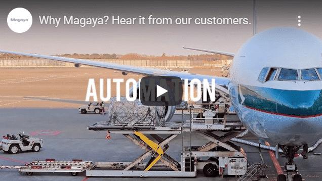 Video del software de logística de Magaya: ¿Por qué Magaya? Escuche a nuestros clientes en YouTube