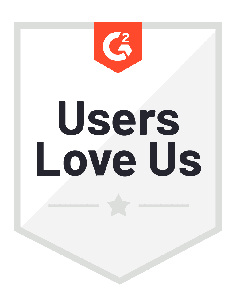 G2 Users Love Us, la mayor satisfacción del cliente en software de logística