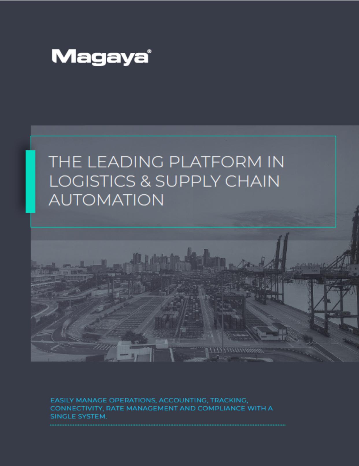 Magaya Company Brochure