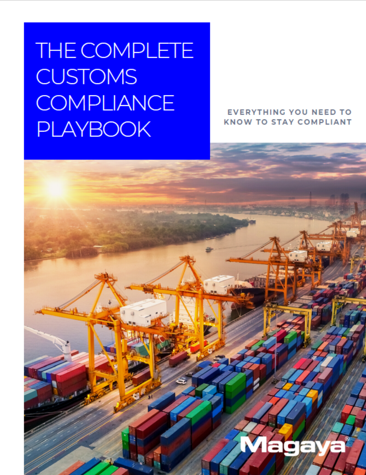The Complete Customs Compliance Playbook