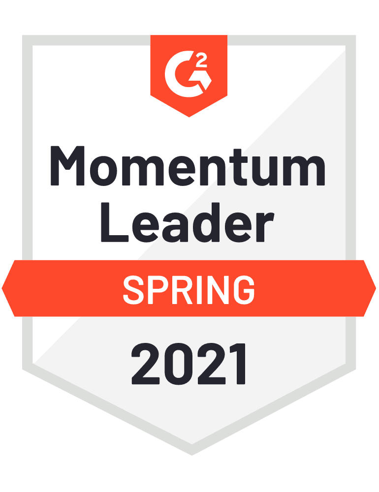 G2 Momentum Leader