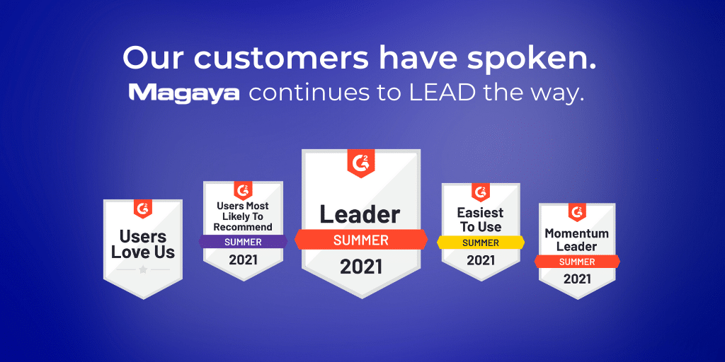 Magaya Named a Leader in the G2 Grid Report for Freight Management